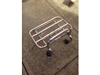 Vespa / LML front rack