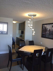 Luxury west end 1 bedroom apartment - completely furnished
