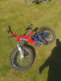 Kids bike 6+