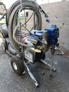 Paint Sprayer Graco 395 Excellent Condition - WOW!