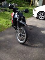 08klr 650 sale or trade