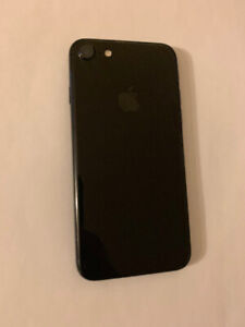 iPhone 7, 128GB - Jet Black