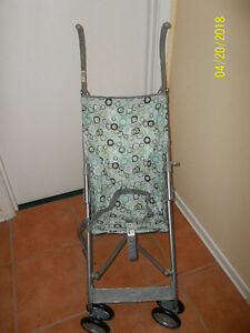 Stroller and Weather screen