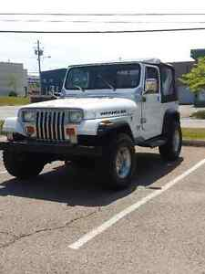 1991 Jeep Wrangler YJ - Sell or Trade!