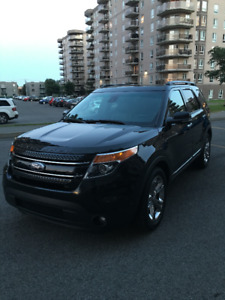 2013 Ford Explorer LIMITED , AWD, NAV,CUIR, FULLY LOAD