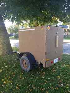 enclosed trailer trade or sale