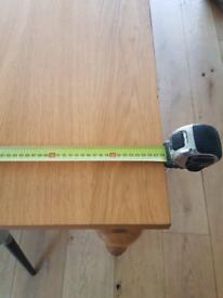 Big Oak table 6m *1.2m