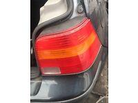 VW VOLKSWAGEN GOLF MK4 BRAKE LIGHT TAIL LIGHT 1998-2004 DRIVER PASSENGER