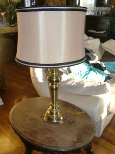 Pier 1 Table top lamp