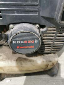 Kawasaki leaf blower back pack