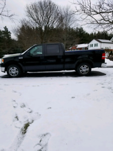 2007 Ford F150 2WD Supercab