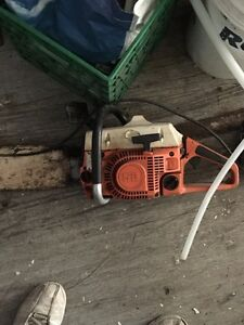 Chainsaw in good working order