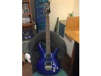Ibanez Ergodyne edr470ex electric guitar