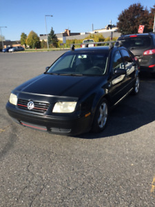 2002 Volkswagen Jetta Turbo 1.8 t Berline