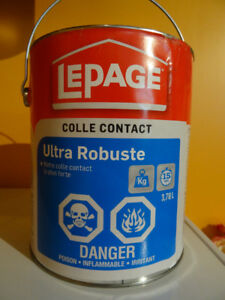 Colle contact Lepage