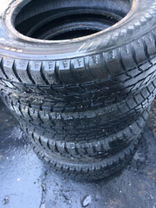 Used winter tire for Chevrolet cavalier  for sale