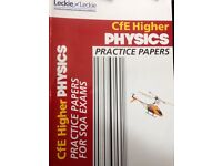Higher Physics Practice Papers