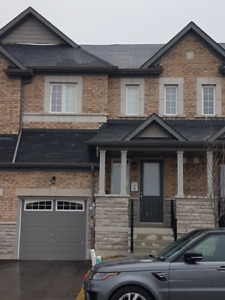 One Year New Townhouse For Rent In Bowmanville
