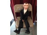 Jeeves ventriloquist doll