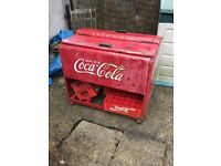 Coca Cola chill box