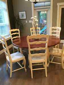 New Price! Country Dining Set