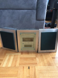 Nakamichi SoundSpace SS5 Stereo Music System