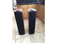 Kef Q5 floor standing speakers