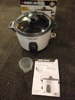Black and Decker 16 Cup Rice Cooker