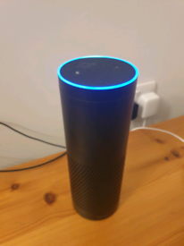Amazon echo alexa smart speaker