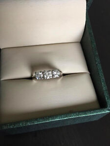Trinity/Anniversary Ring For Sale