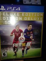 FIFA 16 deluxe edition for trade