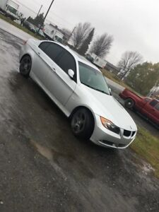 BMW 3 Series 4dr Sdn 2008