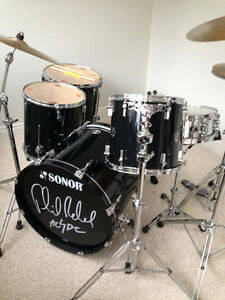 SONOR Drum Kit for Sale