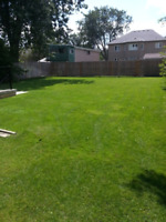 Quality Lawn and Garden services