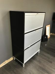 CABINET IKEA EFFEKTIV DE RANGEMENT POUR BUREAU   100 $
