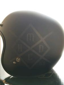 Harley Davidson 3/4 helmet