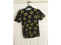 Boys batman t shirt