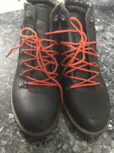 Men's ECCO Leather Ankle Boot