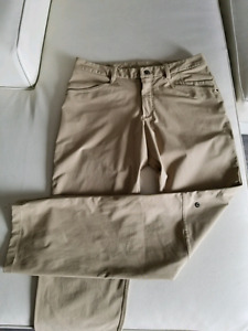 Lululemon Trail/Casual Men's pants! Almost Brand New!
