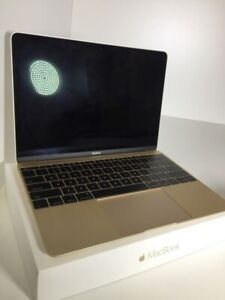 Macbook Gold 12 pouces retina A1534