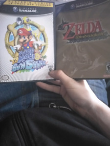 Gamecube games and nes with games