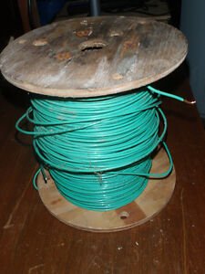 Cable fil electrique  T90 12 AWG 500 pieds wire