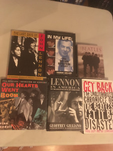 6 - The Beatles Books