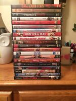 DVDs $4 Each or Specials On Bundles