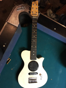 Small used guitar