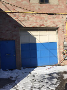 1200 squarefoot garage for rent