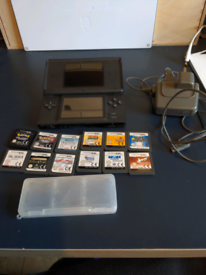 Nintendo DS and 12 games