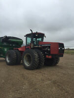 Case IH 9250 with PTO