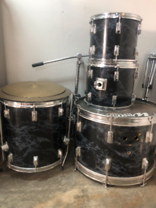 4 Piece Drum Shells