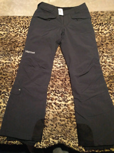 Womens marmot snowpants